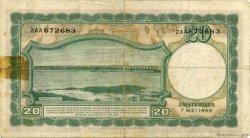 20 Gulden PAYS-BAS  1945 P.076 pr.TB
