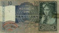 10 Gulden PAYS-BAS  1941 P.056b TB