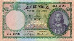 20 Escudos PORTUGAL  1959 P.153a NEUF