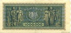 1000000 Lei ROUMANIE  1947 P.060a TTB+