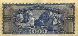 1000 Lei ROUMANIE  1950 P.087 TTB