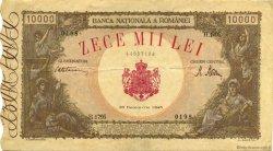 10000 Lei ROUMANIE  1945 P.057a TTB