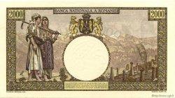 2000 Lei ROUMANIE  1941 P.053a pr.NEUF