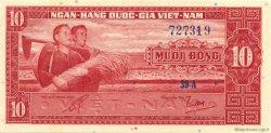 10 Dong VIET NAM SUD  1962 P.005a NEUF