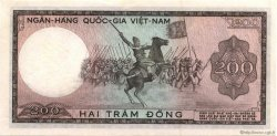 200 Dong VIET NAM SUD  1966 P.20a SUP