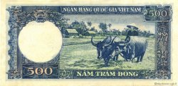 500 Dong VIET NAM SUD  1962 P.006Aa SUP