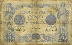 5 Francs BLEU FRANCE  1915 F.02.23 B