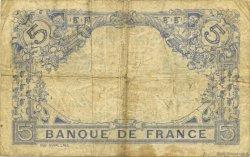 5 Francs BLEU FRANCE  1913 F.02.21 B