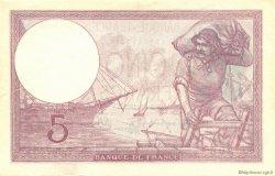 5 Francs VIOLET modifié FRANCE  1939 F.04.11 SUP