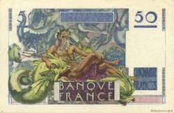 50 Francs LE VERRIER FRANCE  1946 F.20.06 pr.NEUF