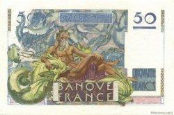 50 Francs LE VERRIER FRANCE  1951 F.20.17 pr.NEUF
