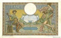 100 Francs LUC OLIVIER MERSON avec LOM FRANCE  1909 F.22.02 TTB