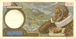 100 Francs SULLY FRANCE  1939 F.26.03 TTB+