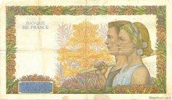 500 Francs LA PAIX FRANCE  1942 F.32.26 TB
