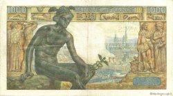 1000 Francs DÉESSE DÉMÉTER FRANCE  1942 F.40.03 pr.TTB