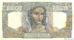 1000 Francs MINERVE ET HERCULE FRANCE  1946 F.41.10 TTB à SUP