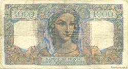 1000 Francs MINERVE ET HERCULE FRANCE  1946 F.41.16 TTB