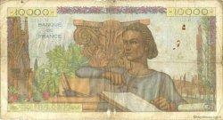 10000 Francs GÉNIE FRANÇAIS FRANCE  1951 F.50.50 B