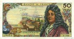 50 Francs RACINE FRANCE  1970 F.64.16 pr.SUP