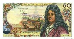 50 Francs RACINE FRANCE  1973 F.64.24 SPL
