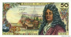50 Francs RACINE FRANCE  1975 F.64.30 pr.SUP