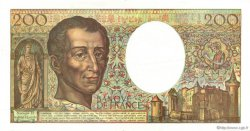 200 Francs MONTESQUIEU FRANCE  1992 F.70.12c SUP