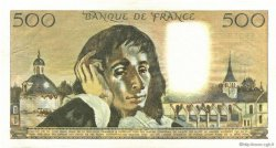 500 Francs PASCAL FRANCE  1976 F.71.14 SUP