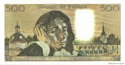 500 Francs PASCAL FRANCE  1979 F.71.19 SPL+
