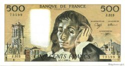 500 Francs PASCAL FRANCE  1990 F.71.44 pr.SUP