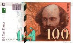 100 Francs CÉZANNE FRANCE  1997 F.74.01 SUP+