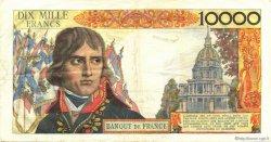 10000 Francs BONAPARTE FRANCE  1957 F.51.09 TTB