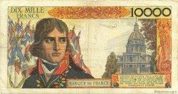 10000 Francs BONAPARTE FRANCE  1958 F.51.11 TB