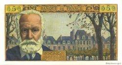 5 Nouveaux Francs VICTOR HUGO FRANCE  1963 F.56.14 pr.NEUF