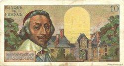 10 Nouveaux Francs RICHELIEU FRANCE  1959 F.57.01 pr.TTB