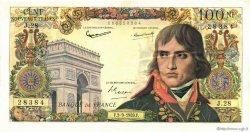 100 Nouveaux Francs BONAPARTE FRANCE  1959 F.59.03 SUP