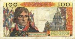 100 Nouveaux Francs BONAPARTE FRANCE  1959 F.59.04 B+