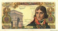 100 Nouveaux Francs BONAPARTE FRANCE  1961 F.59.10 TTB
