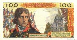 100 Nouveaux Francs BONAPARTE FRANCE  1961 F.59.11 pr.SPL