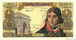 100 Nouveaux Francs BONAPARTE FRANCE  1963 F.59.21 TTB+