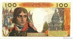 100 Nouveaux Francs BONAPARTE FRANCE  1963 F.59.21 SUP