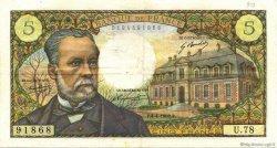 5 Francs PASTEUR FRANCE  1968 F.61.07 TTB+