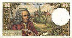 10 Francs VOLTAIRE FRANCE  1963 F.62.04 pr.SUP