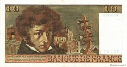 10 Francs BERLIOZ FRANCE  1974 F.63.03 SUP