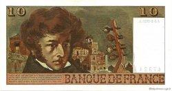 10 Francs BERLIOZ FRANCE  1975 F.63.08 SPL