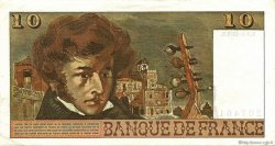 10 Francs BERLIOZ FRANCE  1976 F.63.17 SUP+