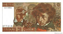 10 Francs BERLIOZ FRANCE  1976 F.63.17 SPL