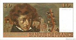 10 Francs BERLIOZ FRANCE  1976 F.63.18 SUP+
