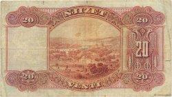 20 Franka Ari ALBANIE  1945 P.12b TB