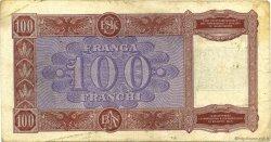 100 Franga ALBANIE  1945 P.14 TB+