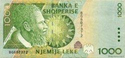 1000 Leke ALBANIE  1996 P.65 SUP